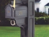 Decorative Mailbox Posts