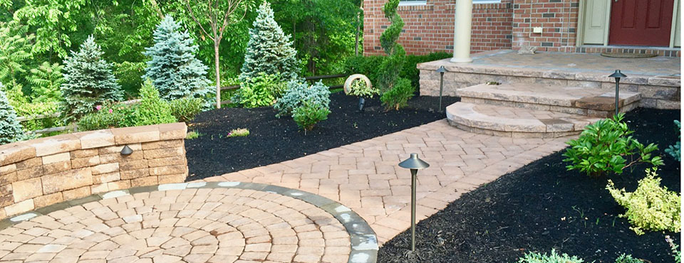 Hardscaping in Central NJ