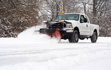 snow plowing NJ
