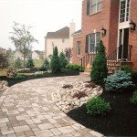 paver walkways, brick walkways, natural stone walkways