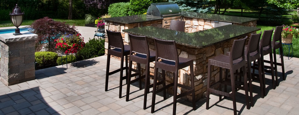 outdoor kitchen installation nj